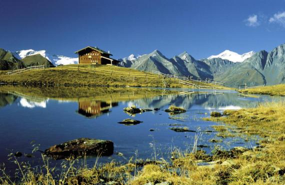 Nationalparkregion Hohe Tauern Osttirol - Österreichs Wanderdörfer