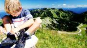 Alles auf eine Karte - Österreichs Wanderdörfer