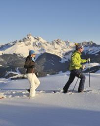 Winterzauber im Bergdorf…