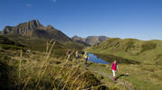 Nassfeld-Pressegger See / Lesachtal / Weissensee - Österreichs Wanderdörfer