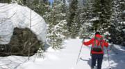 Schneeschuh-Opening