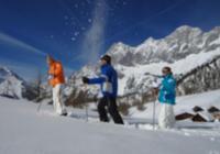 Winterromantik am Dachstein - Österreichs Wanderdörfer