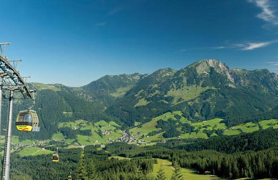 Russbach  Dachstein-West - Österreichs Wanderdörfer