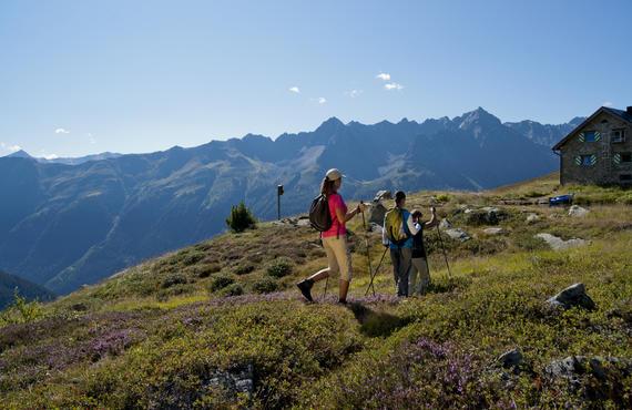 Paznaun Galtür - Österreichs Wanderdörfer