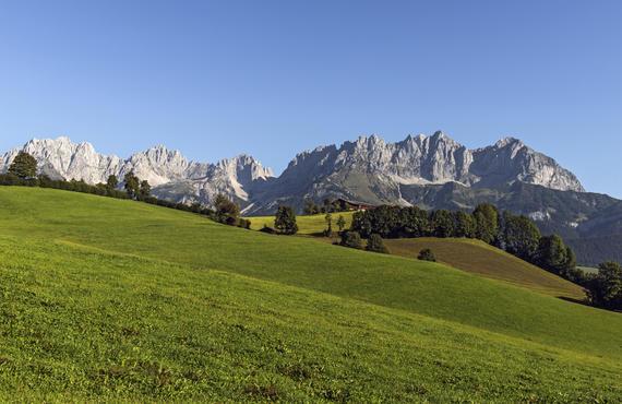 Wilder Kaiser - Österreichs Wanderdörfer