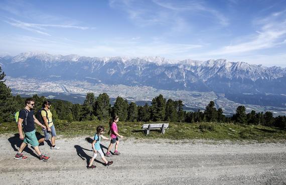 Region Hall-Wattens - Österreichs Wanderdörfer