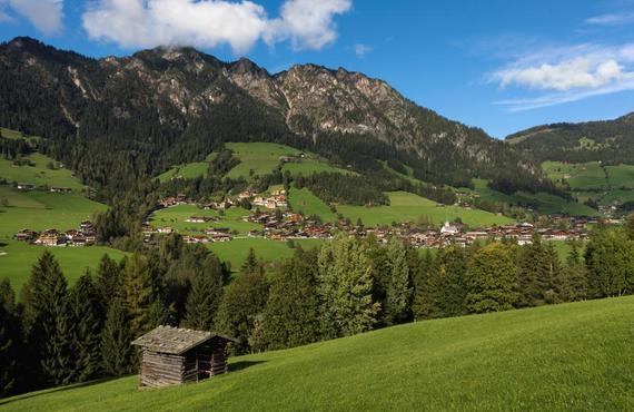 Alpbachtal Seenland - Österreichs Wanderdörfer