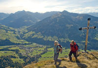 Panoramatour am Gratlspitz Alpbach