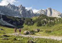 Wandern am Kaisergebirge