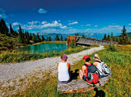 Ort der Begegnung am Planai Panorama-Rundweg