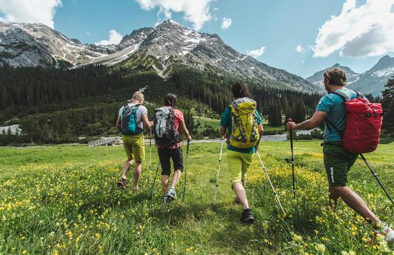 Lech Zürs am Arlberg - Österreichs Wanderdörfer