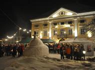 Schneemannfest