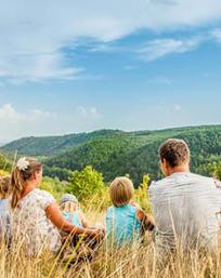 Familienurlaub am Herrensee