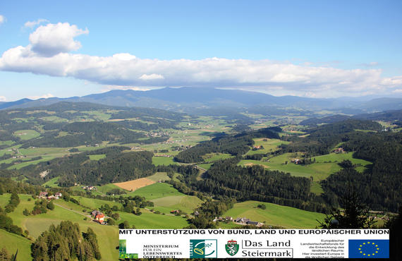 Naturpark Zirbitzkogel-Grebenzen - Österreichs Wanderdörfer