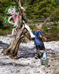 Wally Wasserfee... - Familienwandern - Österreichs Wanderdörfer