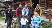 Hüttenübernachtung für Menschen mit Behinderung