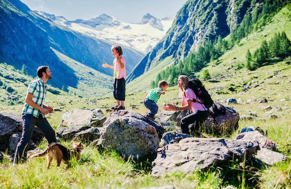 Ferienregion Nationalpark Hohe Tauern Salzburg - Österreichs Wanderdörfer