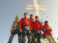 Gipfelsieg am Großglockner!