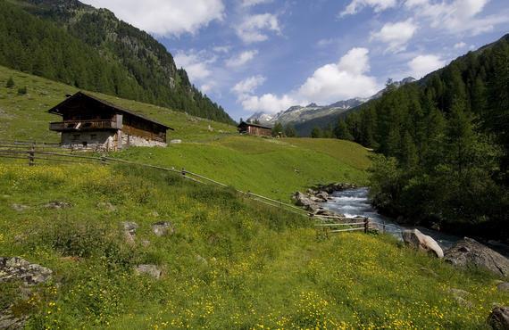 Defereggental - Österreichs Wanderdörfer