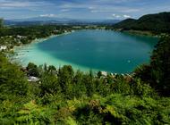 Klopeiner See - Kitzelberg