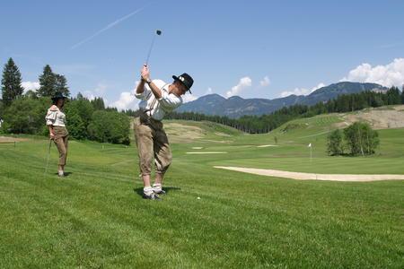 Steirisch golfen Mariahof