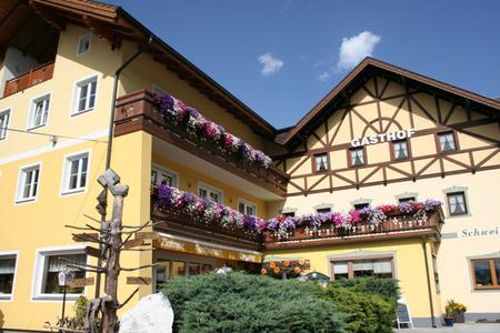 Wanderhotel - Gasthof Schweizerhaus
