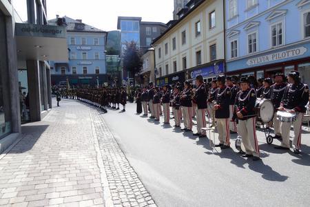 Fronleichnam in St. Johann