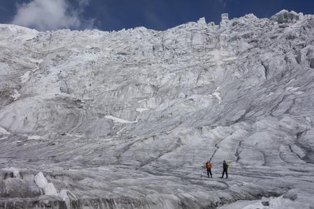 Ausflug in die Eiszeit: Gletschertrekking auf der Pasterze
