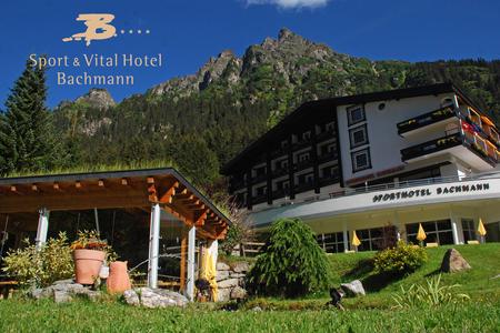 Hotel Bachmann Sommer