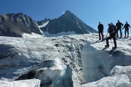 Kalser Gletschrreise