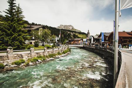 Sommerort Lech am Arlberg