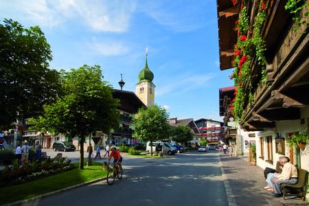 Ortsansicht Westendorf