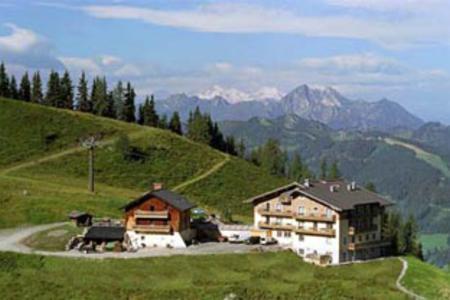 Wagrainer Haus im Sommer
