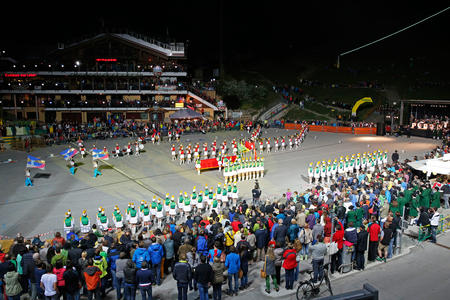 Mid Europe - Schladming Tattoo