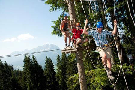 Hornpark Kletterwald