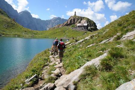 Karnischer Höhenweg - Wolayersee