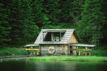 Wasserscheibenschießen am Schattensee