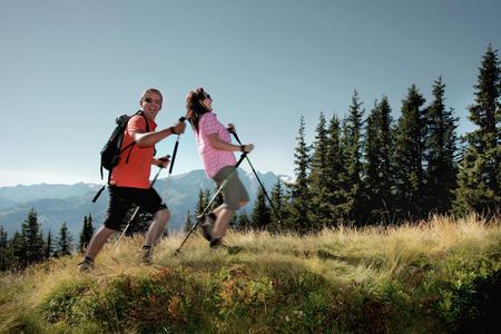 Wandern in Piesendorf Niedernsill macht gute Laune!