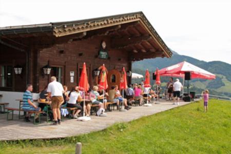 Hoametzlhütte Sommer
