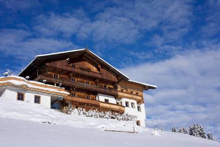 Loyastubn Jausenstation Wildschönau Tirol