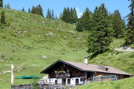 Brennhütte Sommer