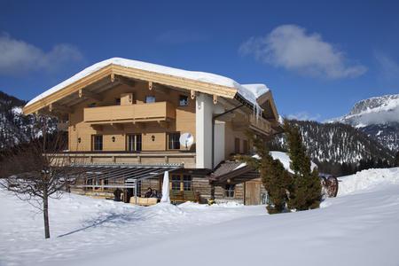 Alpengasthof Oberweissbach imWinter