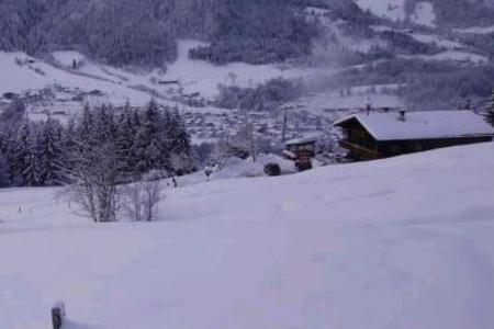 Tennalm im Winter
