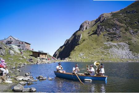 Wildseelodersee Musik am Berg