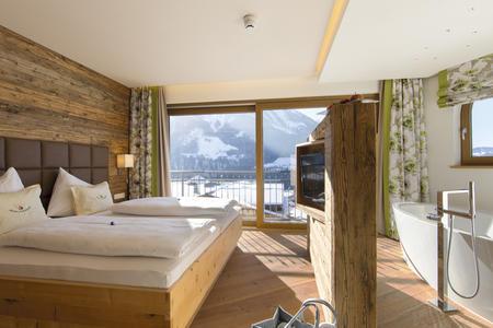 Hotel Alpendorf Panoramasuite de lux