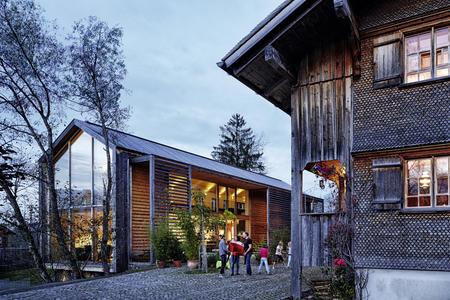 Baukultur im Bregenzerwald