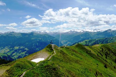 Gipfelwanderung