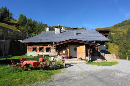 Harbachhütte