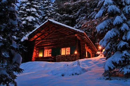Waldhütte Seinerzeit