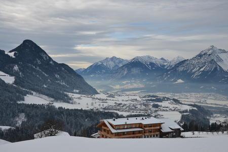Pinzgerhof Reith im Alpbachtal Winter